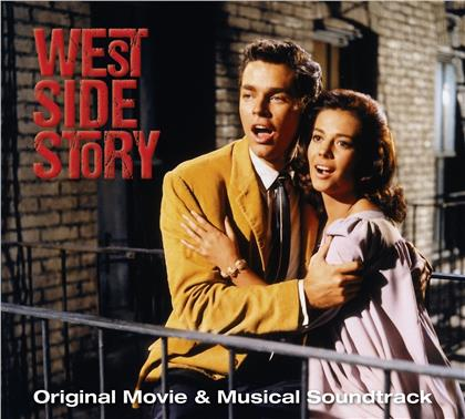 Leonard Bernstein (1918-1990) - West Side Story - OST (2020 Reissue, Le Chant Du Monde, 2 CDs)