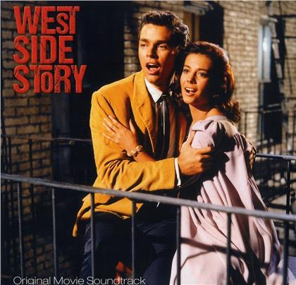 Leonard Bernstein (1918-1990) - West Side Story - OST - Complete Original Soundtrack (Le Chant Du Monde, 2 LPs)