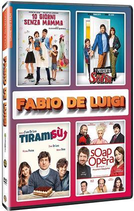 Fabio De Luigi - Cofanetto 4 Film (4 DVDs)