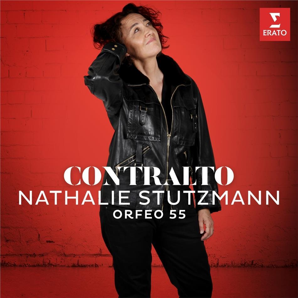 Orfeo 55, Georg Friedrich Händel (1685-1759), Antonio Vivaldi (1678-1741), Antonio Caldara (1670-1736), Nicola Antonio Porpora (1686-1768), … - Contralto