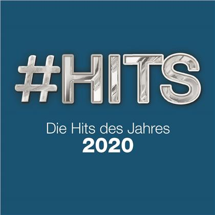 #Hits 2020:Die Hits des Jahre (2 CDs)