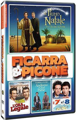 Ficarra & Picone - Cofanetto 4 Film (4 DVDs)