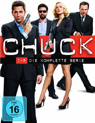 Chuck - Die Komplette Serie (23 DVDs)