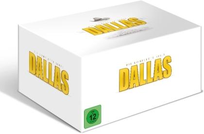 Dallas - Die komplette Serie (89 DVDs) - Larry Hagman, Ken Kercheval, Patrick Duffy, Linda Gray & Barbara Bel Geddes