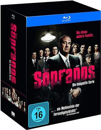 Die Sopranos - Die komplette Serie (28 Blu-rays)