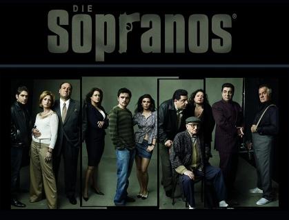 Die Sopranos - Die komplette Serie (28 DVD)