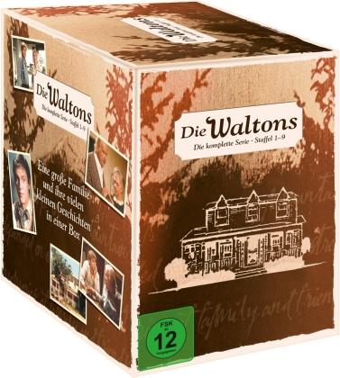 Die Waltons - Die Komplette Serie (58 DVDs)
