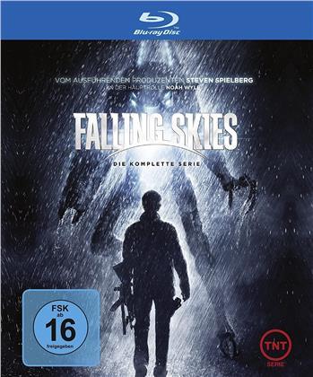 Falling Skies - Die komplette Staffel (10 Blu-ray)