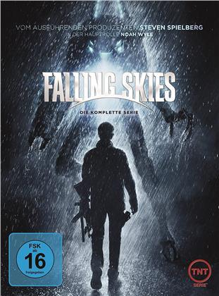 Falling Skies - Die komplette Staffel (15 DVD)