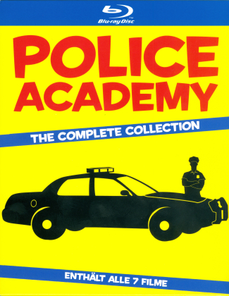 Police Academy - The Complete Collection (7 Blu-rays)