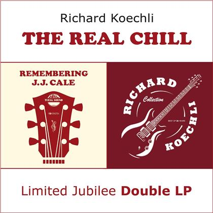Richard Koechli - The Real Chill (Limited Jubilee Double LP, 2 LPs)