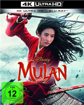 Mulan (2020) (4K Ultra HD + Blu-ray)