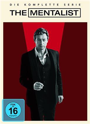 The Mentalist - Die komplette Serie (34 DVD)