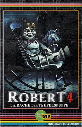 Robert 4 - Die Rache der Teufelspuppe (2018) (High Grade Collection, Grosse Hartbox, Edizione Limitata, Uncut)