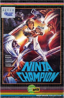 Ninja Champion (1986) (High Grade Collection, Grosse Hartbox, Edizione Limitata, 2 DVD)