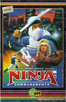 Ninja Commandments (High Grade Collection, Grosse Hartbox, Limited Edition, Uncut, 2 DVDs)