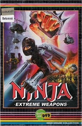 Ninja - Extreme Weapons (1988) (High Grade Collection, Grosse Hartbox, Limited Edition, 2 DVDs)