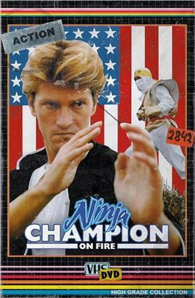 Ninja - Champion on Fire (High Grade Collection, Grosse Hartbox, Edizione Limitata, 2 DVD)