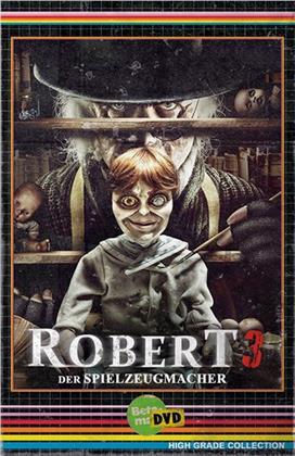Robert 3 - Der Spielzeugmacher (2017) (High Grade Collection, Grosse Hartbox, Edizione Limitata, Uncut)