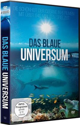 Das blaue Universum (6 DVDs)