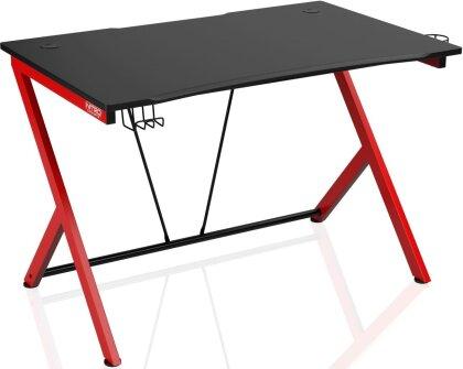 Nitro Concepts D12 Deskpad - black/red