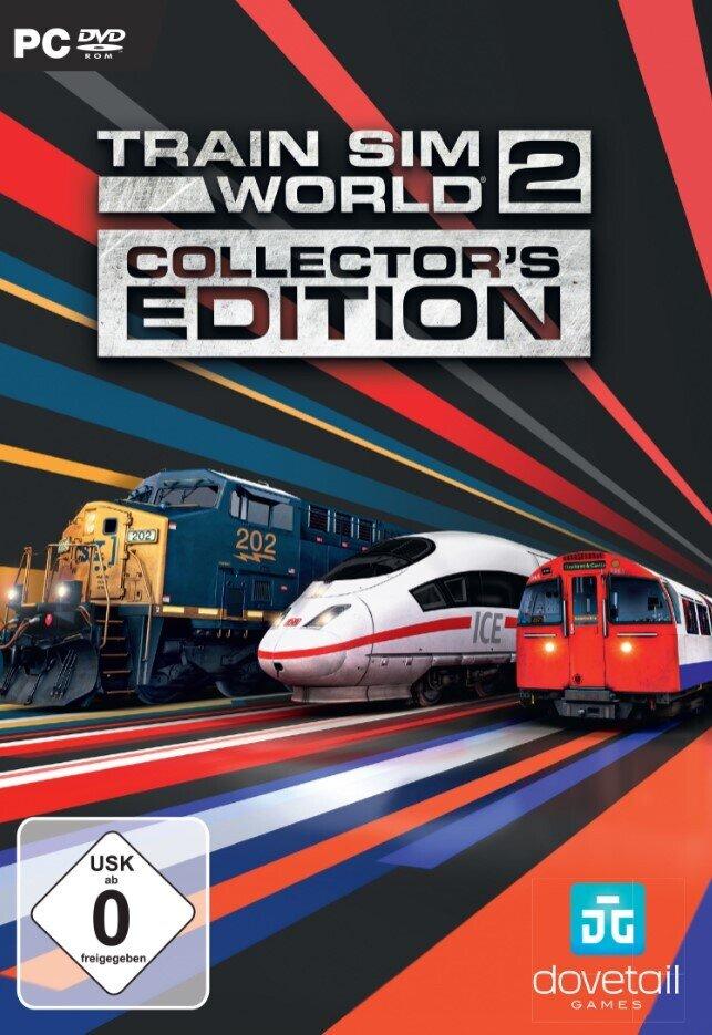 Train Sim World 2 - Collector`s Edition (Collector's Edition)