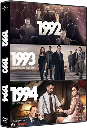 1992 / 1993 / 1994 - Collezione Completa (9 DVD)