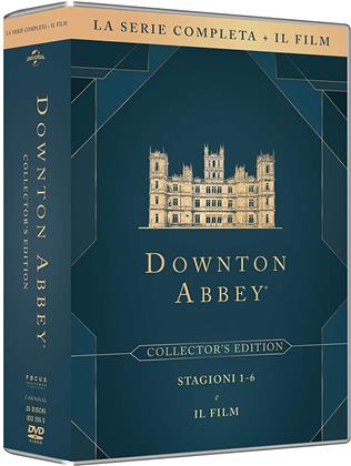 Downton Abbey - Stagioni 1-6 + Film (Collector's Edition, 25 DVD)