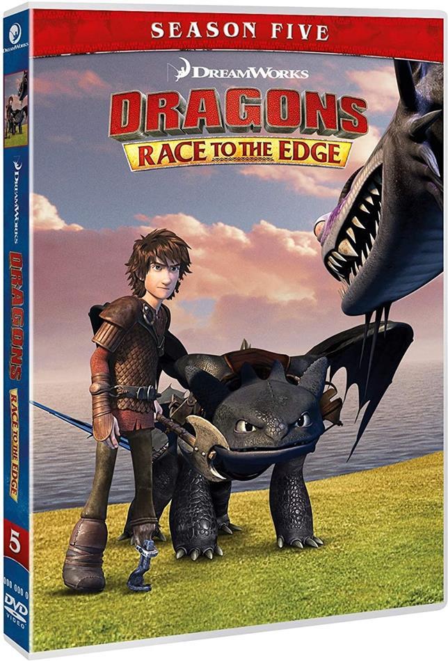 Dragon Trainer - Oltre i confini di Berk - Stagione 5 (2 DVDs)