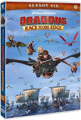 Dragon Trainer - Oltre i confini di Berk - Stagione 6 (2 DVDs)