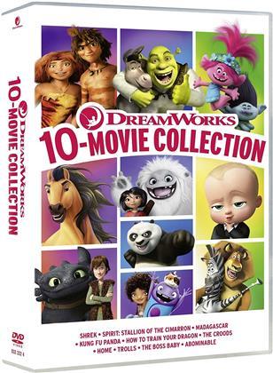 Dreamworks 10-Movie Collection (10 DVD)