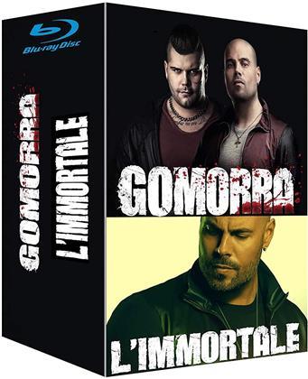 Gomorra - La Serie Completa + L'immortale (16 Blu-rays)