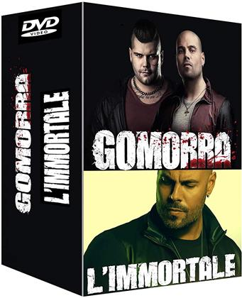 Gomorra - La Serie Completa + L'immortale (17 DVDs)
