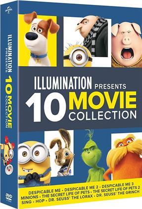 Illumination 10-Movie Collection (10 DVD)