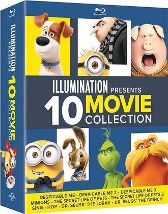 Illumination 10-Movie Collection (10 Blu-ray)