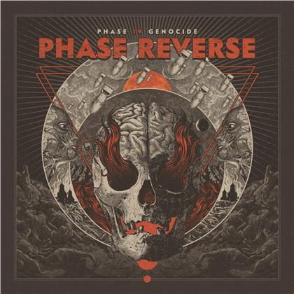 Phase Reverse - Phase IV Genocide (Limited, Transparent Neon Orange Vinyl, LP)