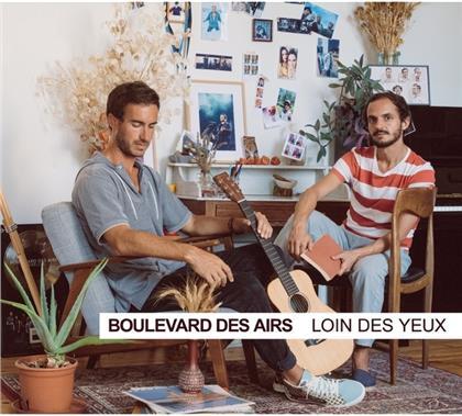 Boulevard Des Airs - Loin des yeux