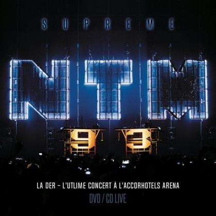 Suprême NTM - Live à l'AccorHotel Arena 2019 (CD + DVD)