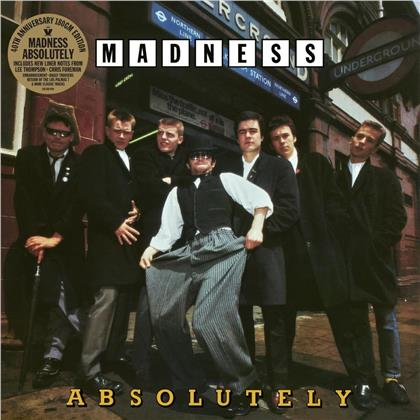 Madness - Absolutely (2020 Reissue, BMG Rights, LP)