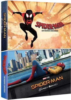 Spider-Man: Homecoming / Spider-Man: Un nuovo universo (2 DVDs)