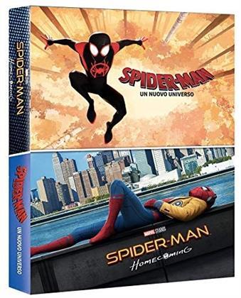 Spider-Man: Homecoming / Spider-Man: Un nuovo universo - Duo Boxset (2 Blu-rays)