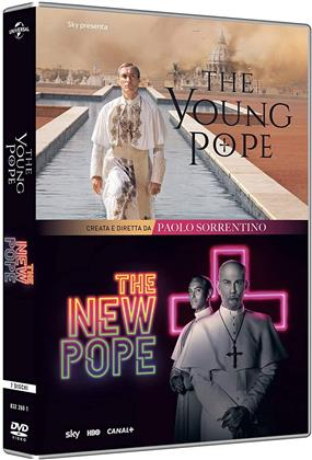 The Young Pope / The New Pope (6 DVDs)