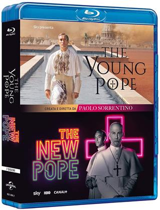 The Young Pope / The New Pope (6 Blu-ray)