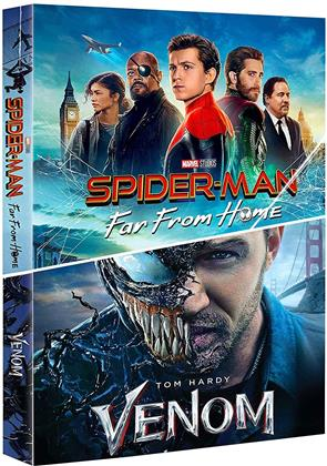 Spider-Man: Far from Home / Venom - Duo Boxset (2 DVDs)