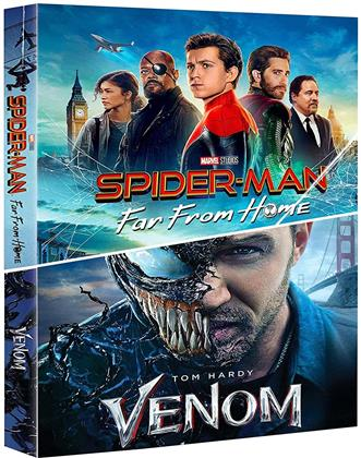 Spider-Man: Far from Home / Venom - Duo Boxset (2 Blu-rays)
