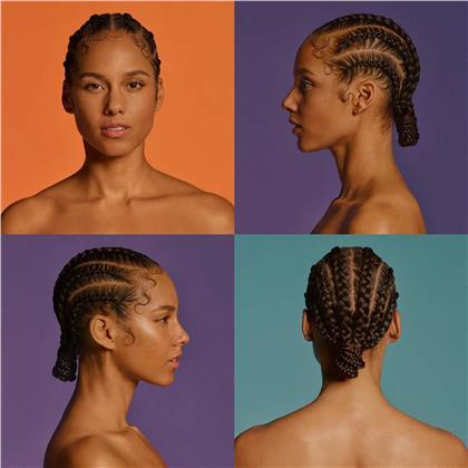 Alicia Keys - ALICIA (150 Gramm, Gatefold, White Vinyl, 2 LPs)