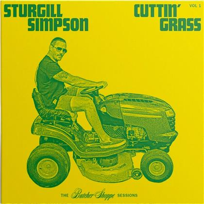 Sturgill Simpson - Cuttin' Grass