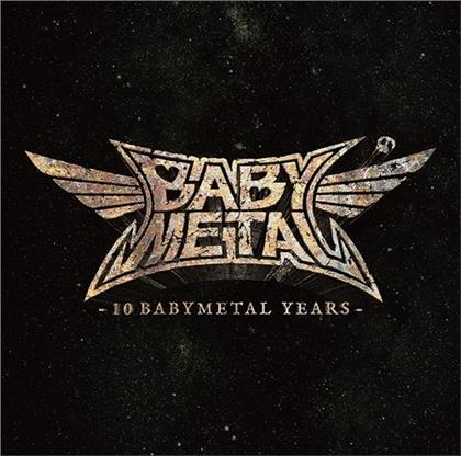 Babymetal - 10 Babymetal Years (Version A, Japan Edition, CD + Blu-ray)