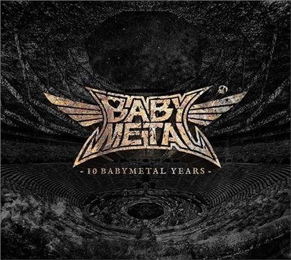 Babymetal - 10 Babymetal Years (Version C, Japan Edition, CD + Blu-ray)
