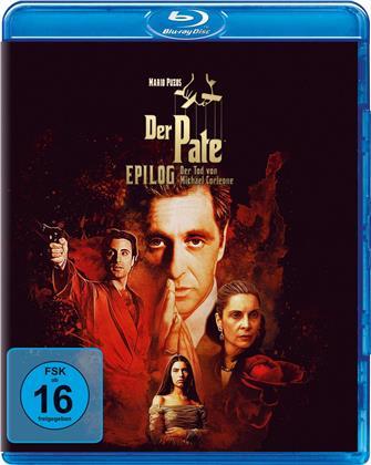 Der Pate 3 - Epilog - Der Tod von Michael Corleone (1990) (Director's Cut, Restaurierte Fassung)